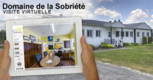 Visite virtuelle Domaine de la Sobriété